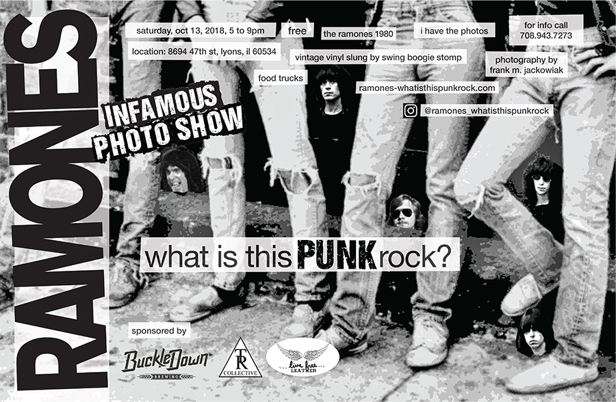 ramones - what is this punk rock